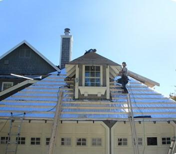 SolarShield Roofing Undaerlayment barrier
